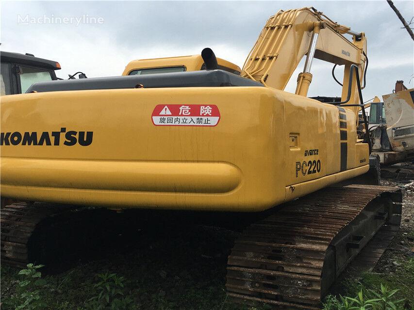 KOMATSU PC220-6 PC220-7 PC220-8 PC300-7 PC220-8MO excavadora de cadenas