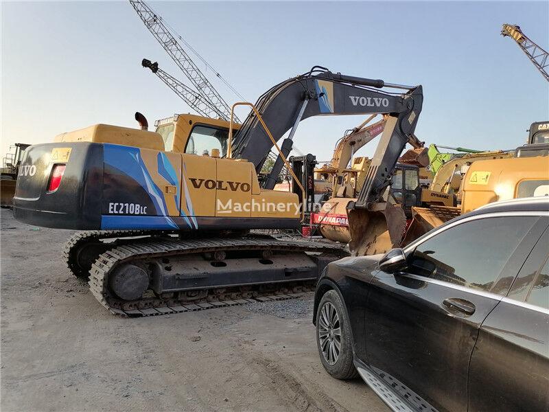 VOLVO EC210BLC excavadora de cadenas