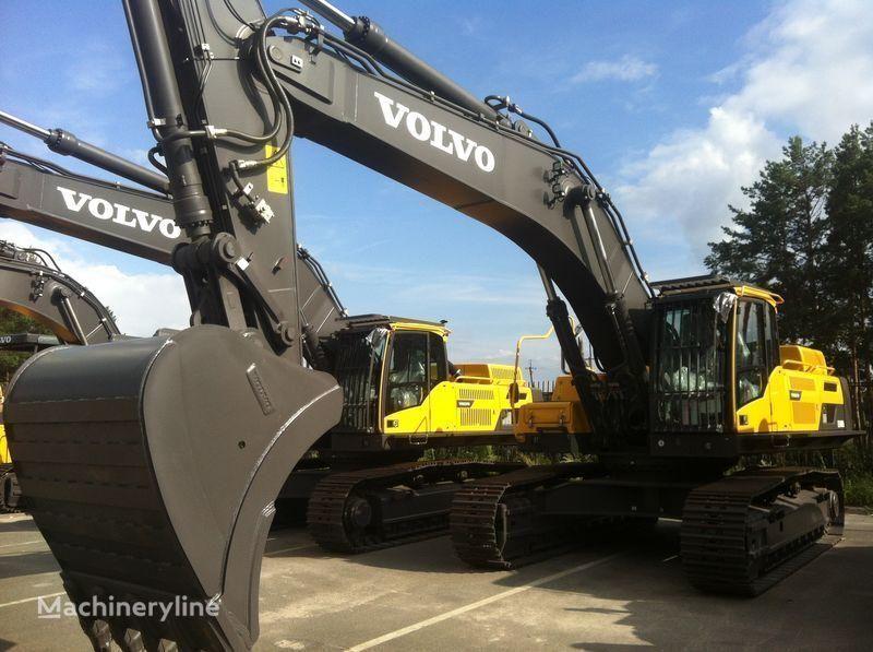 VOLVO EC480D excavadora de cadenas nueva
