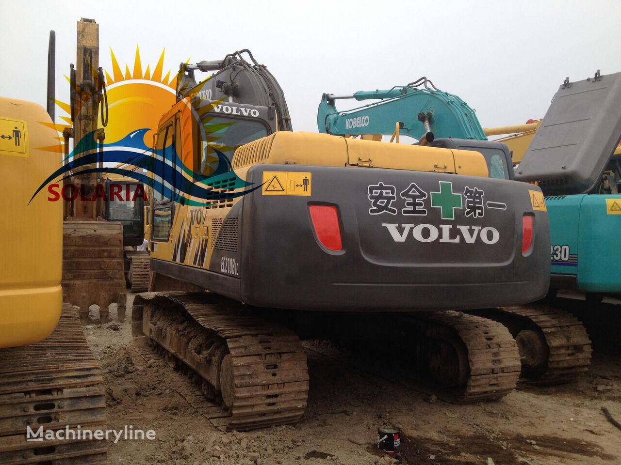 excavadora de orugas VOLVO EC210BLC