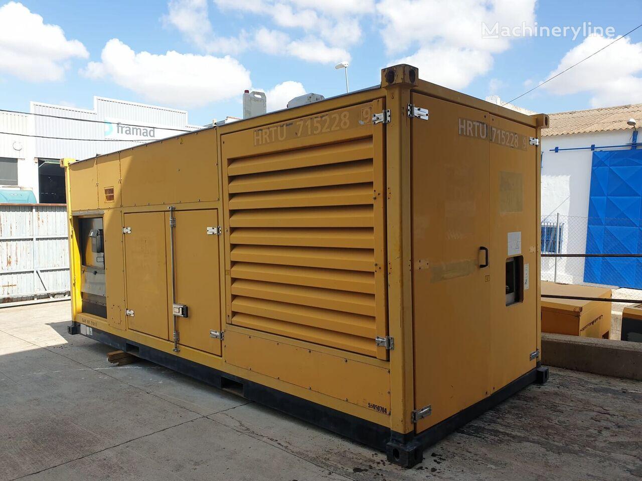 Atlas Copco QAC1000 generador de diésel