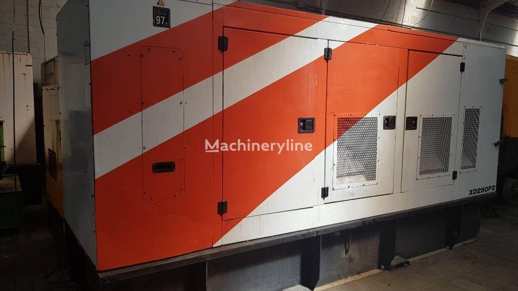 FG WILSON XD 250 generador de diésel