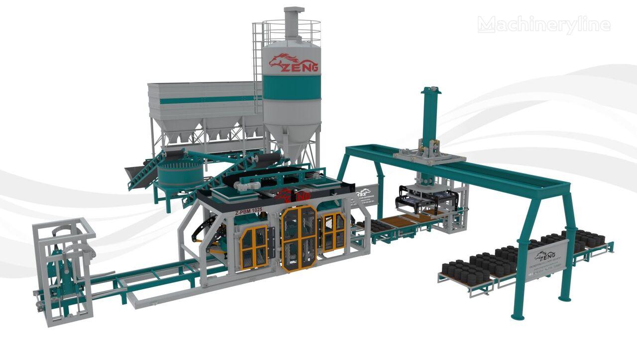 ZENG Z-PBM1836 máquina para fabricar bloques de hormigón nueva