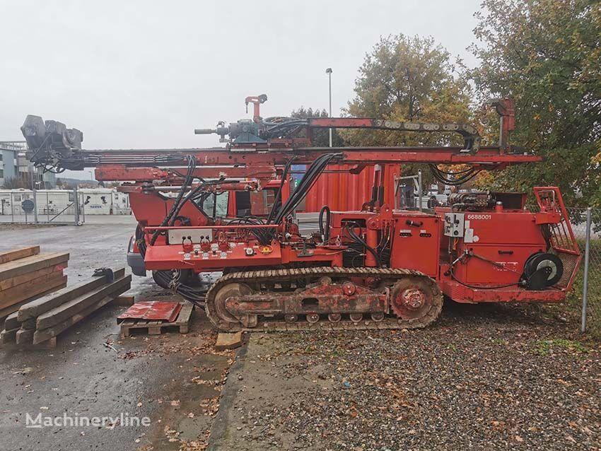 KLEMM Bourt Longyear delta base 100 máquina perforadora