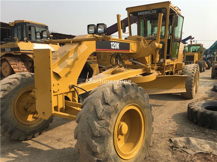 CATERPILLAR 120K motoniveladora