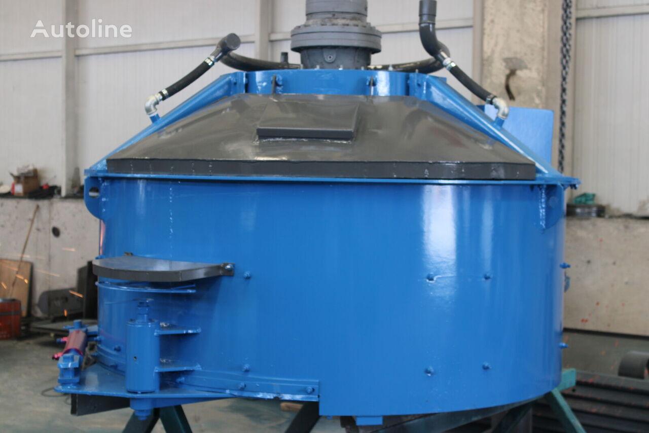 CONSTMACH 0.5 m3 PLANETARY TYPE CONCRETE MIXER FOR SALE! CONCRETE BATCHING planta de hormigón nueva