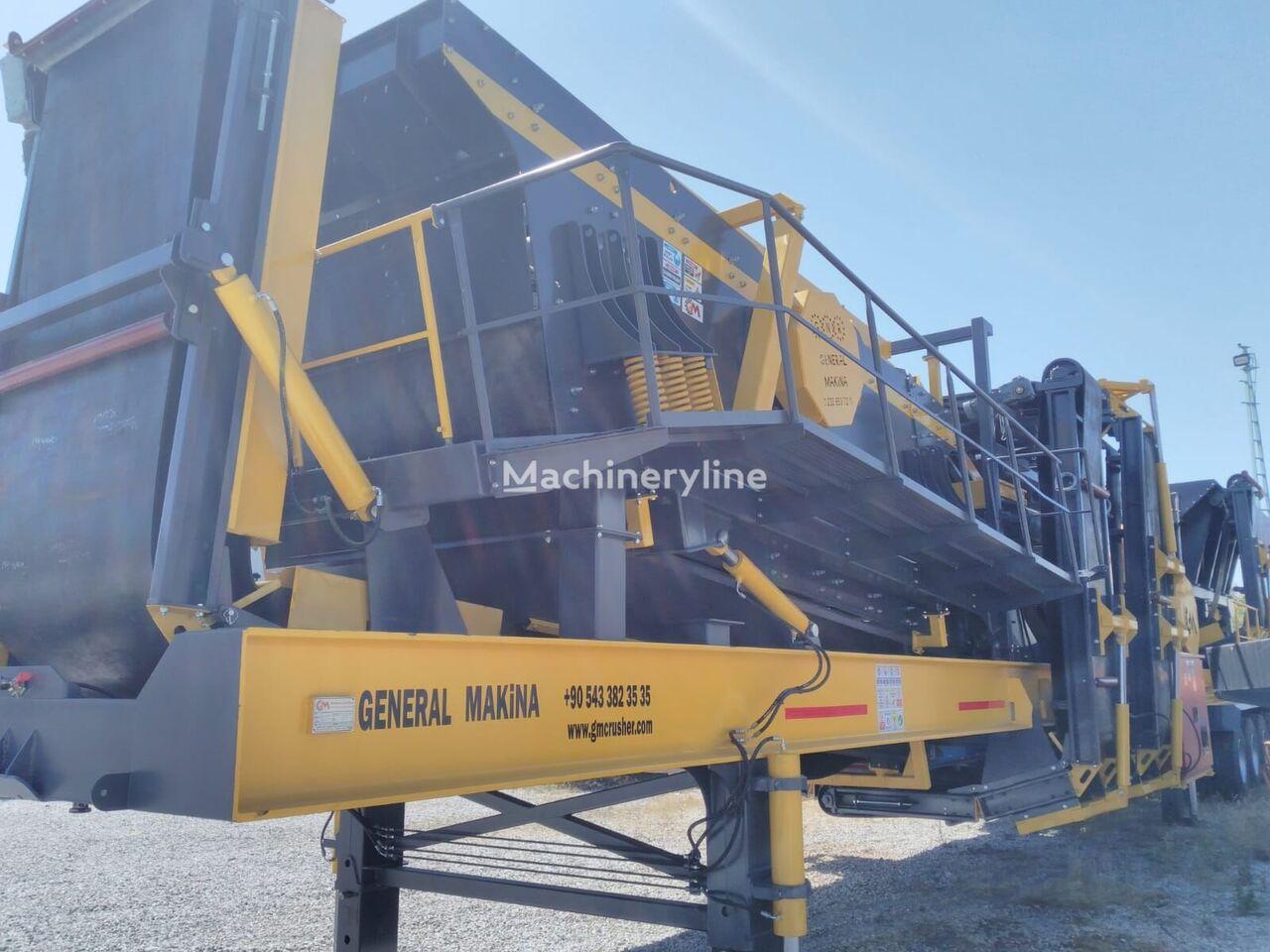 GENERAL MAKİNA General 02/Rotornaya 1250h1400 planta trituradora móvil nueva