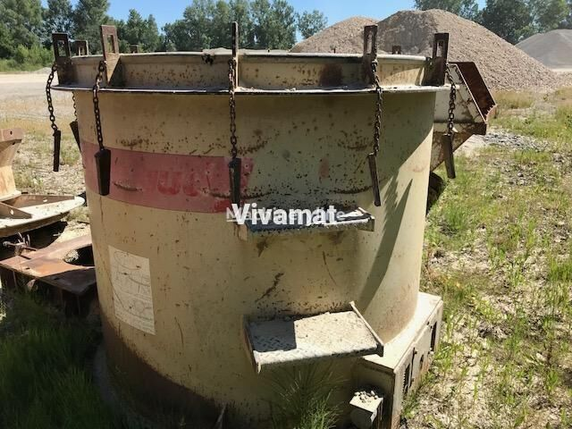 METSO VI1665 planta trituradora