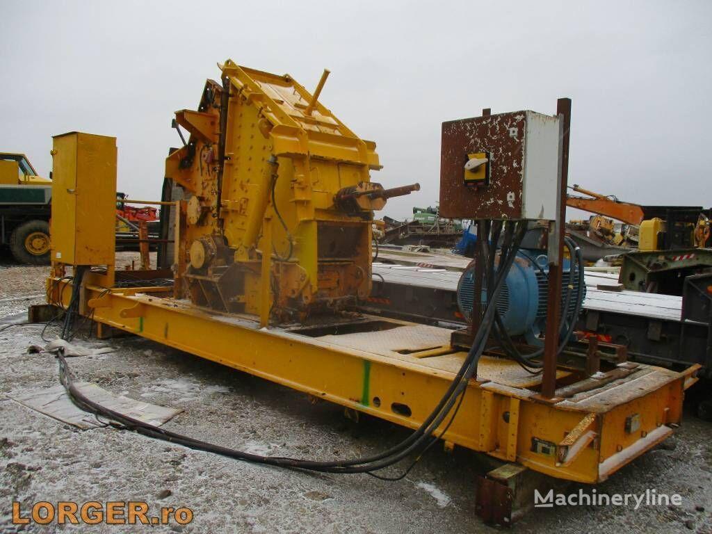 SBM 10.6.4 RHS planta trituradora