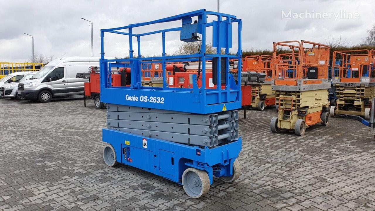 GENIE GS2632 plataforma de tijera