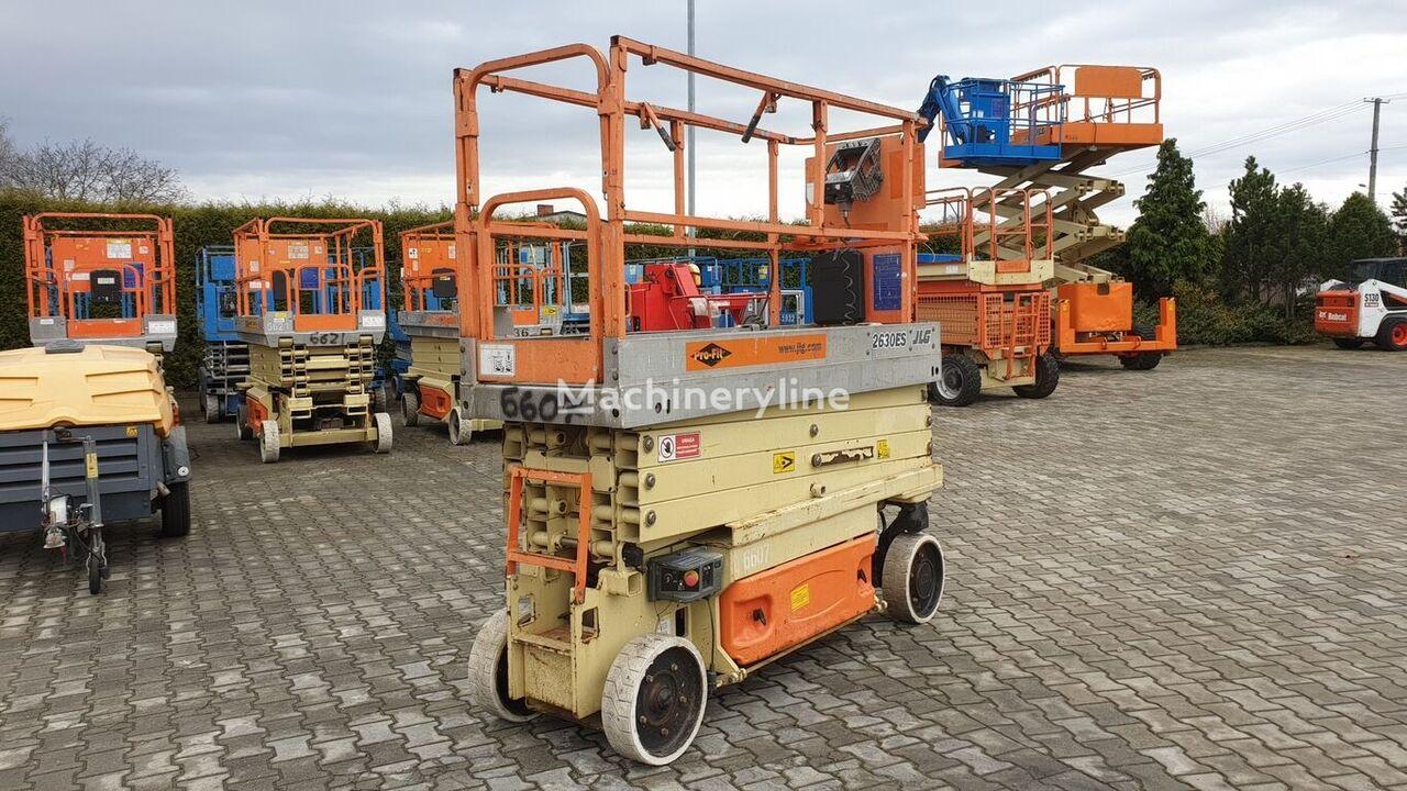 JLG 2630 ES plataforma de tijera