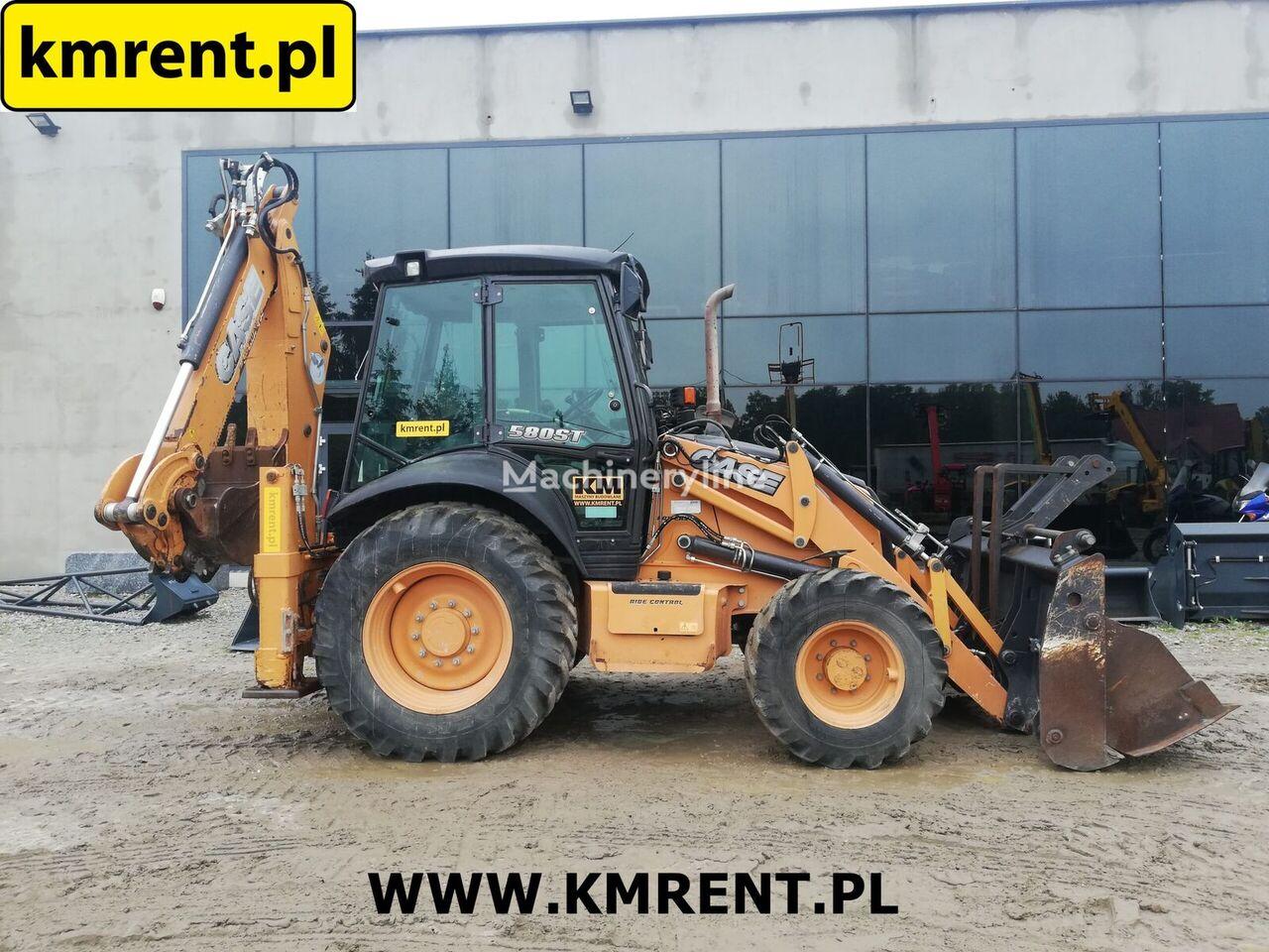 CASE 580 ST | 590 JCB 3CX CAT 432 428 VOLVO BL 71 61 TEREX 880 890  retroexcavadora