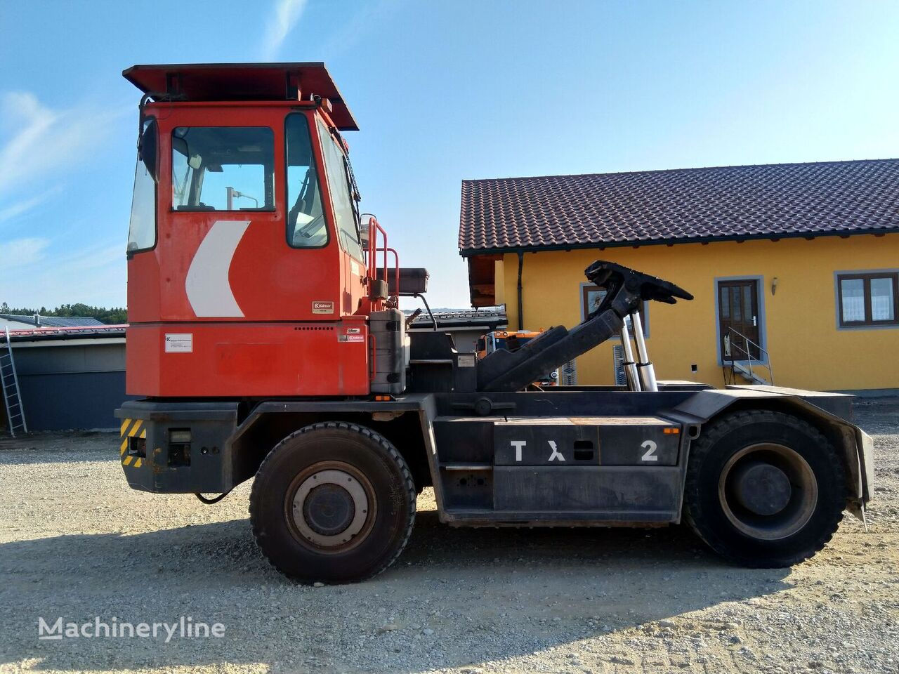 KALMAR TRX 252 tractor de terminal