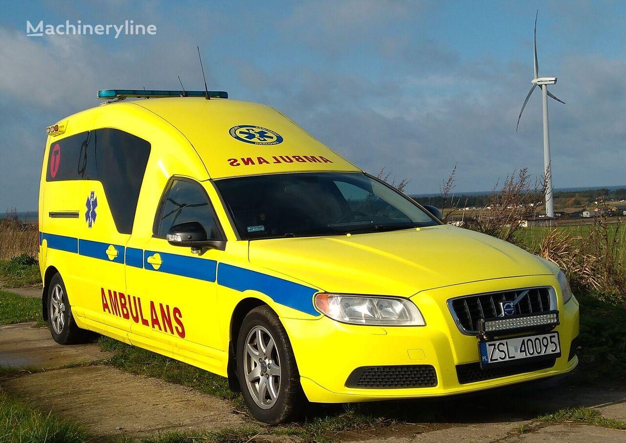 VOLVO v 70 ambulancia