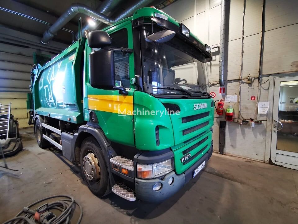 SCANIA P270 camión de basura