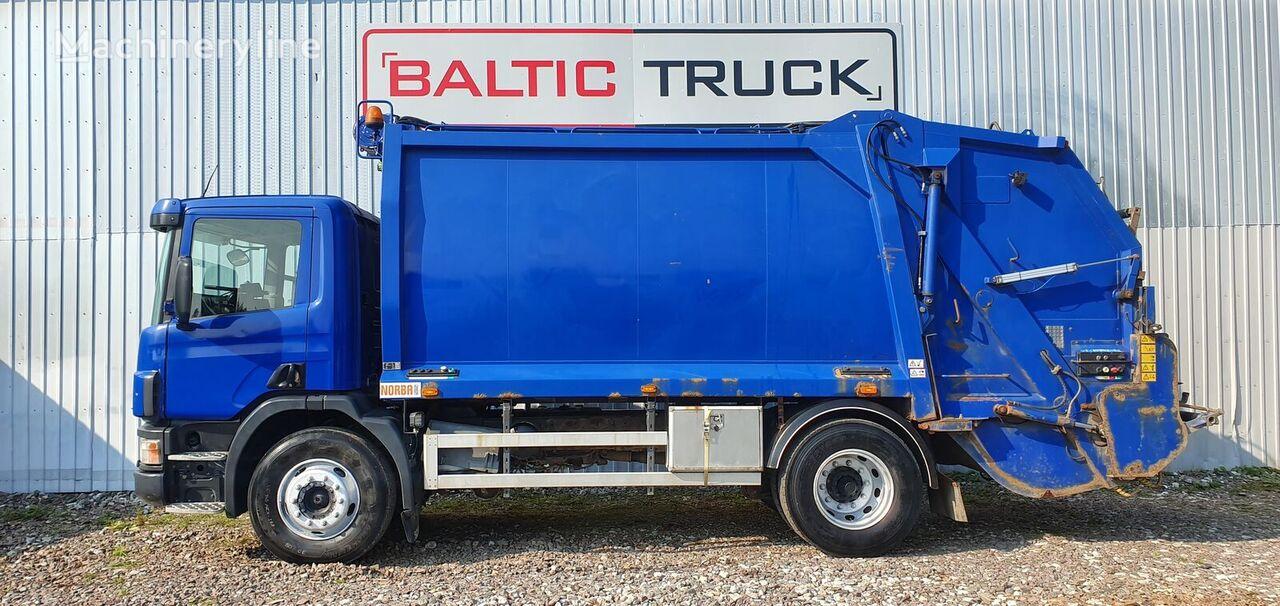 SCANIA P94, 4x2 camión de basura