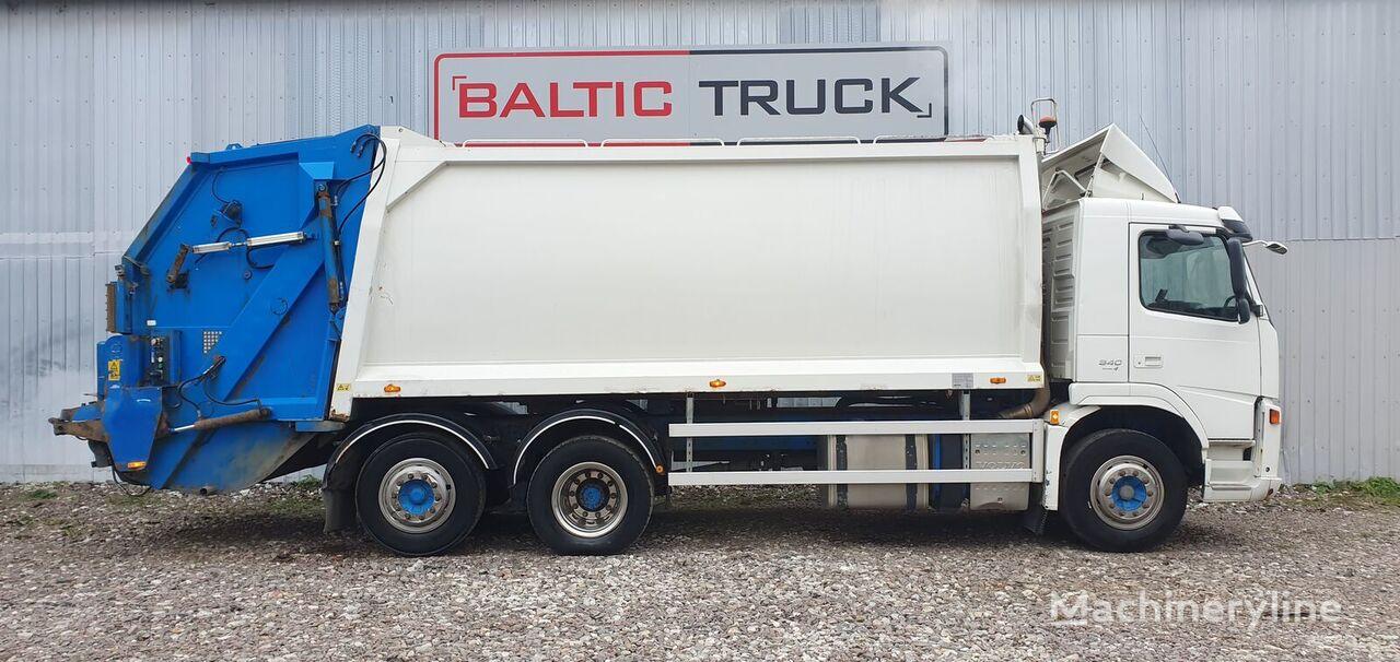 VOLVO FM 340 camión de basura