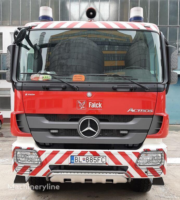 MERCEDES-BENZ Actros 6x6 camión de bomberos
