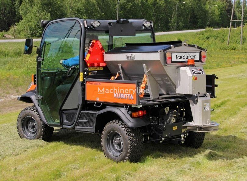 Hilltip IceStriker™ 380 Stainless Steel Spreader for pickups and UTVs esparcidor de arena nuevo