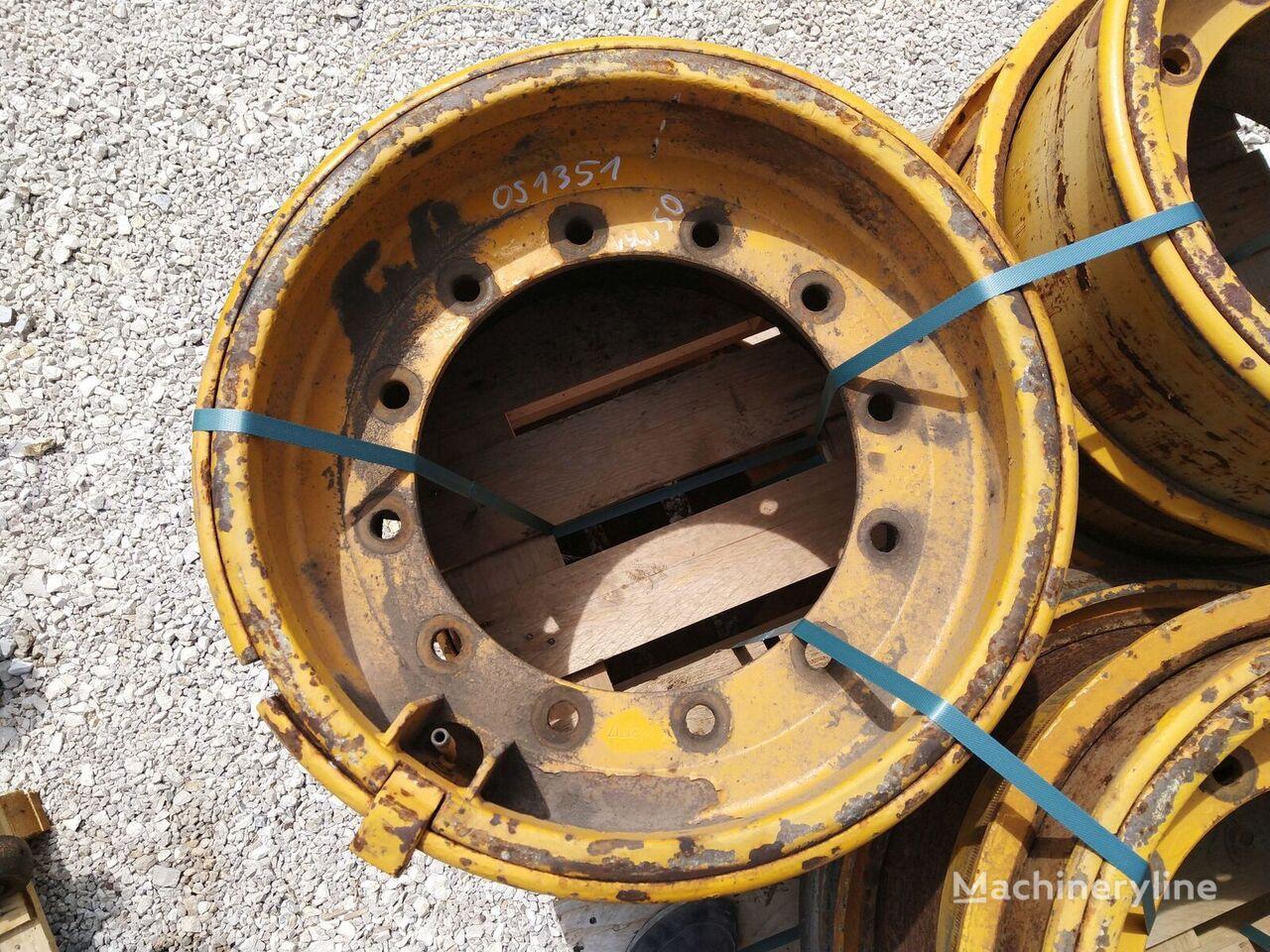 VOLVO FELGA OBRĘCZ R25 4781717 VOLVO A20 A25 RIM FELGE llanta de cargadora