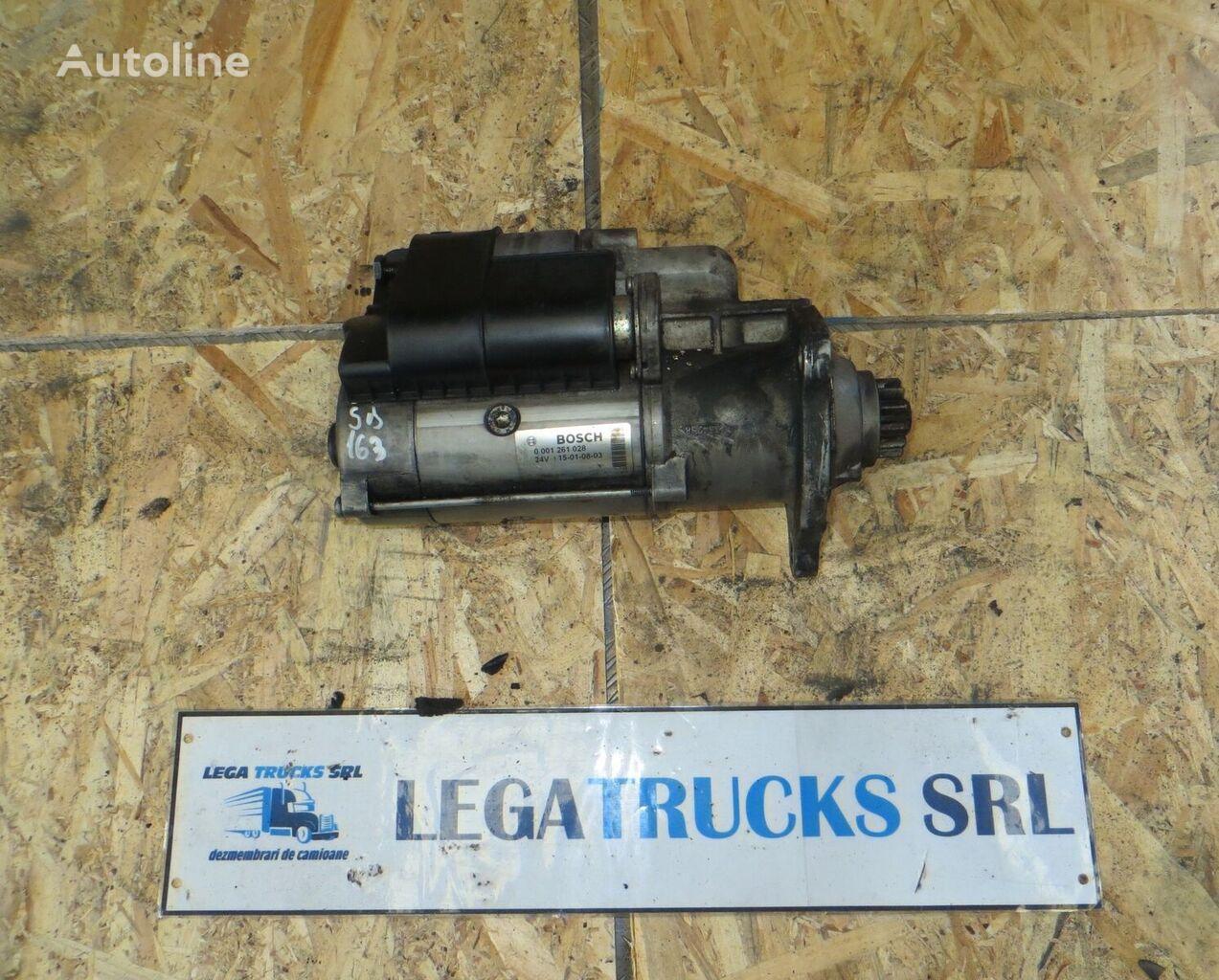 SCANIA arrancador para SCANIA R tractora