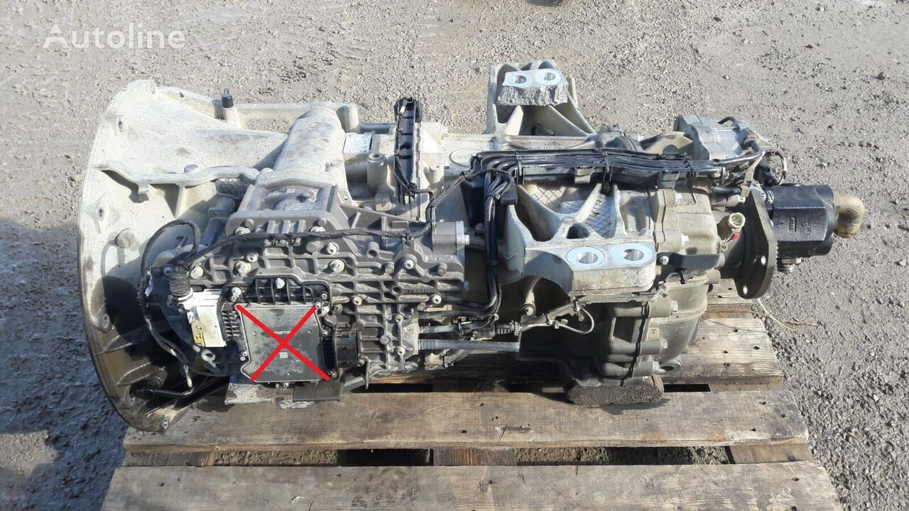 Daimler-Benz G211-12KL caja de cambios para MERCEDES-BENZ ACTROS MP4 camión