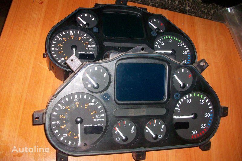 cuadro de instrumentos DAF E-3 para tractora DAF