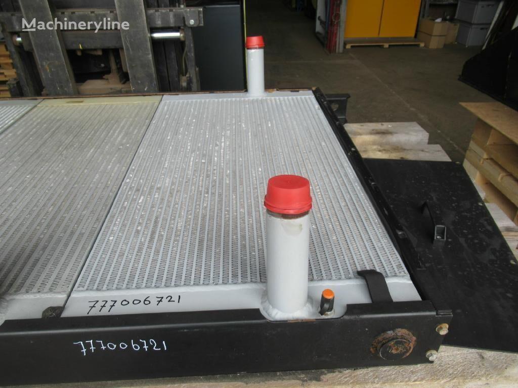BOMAG BC572RB enfriador de aceite para excavadora