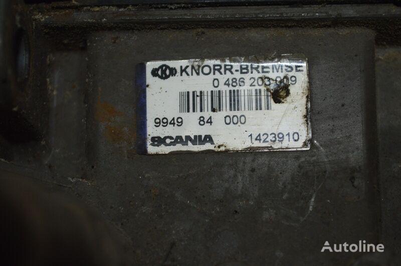 KNORR-BREMSE (01.95-12.04) modulador EBS para SCANIA 4-series 94/114/124/144/164 (1995-2004) camión