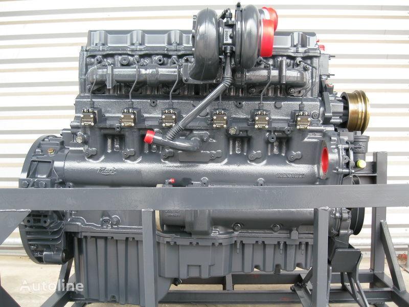 motor MACK E TECH para camión SISU E-TECH480