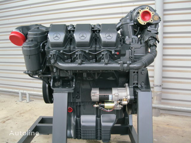 motor MERCEDES-BENZ OM501LA ACTROS para camión MERCEDES-BENZ ACTROS