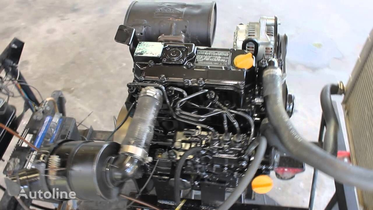 YANMAR 3tnv76 motor para mini excavadora