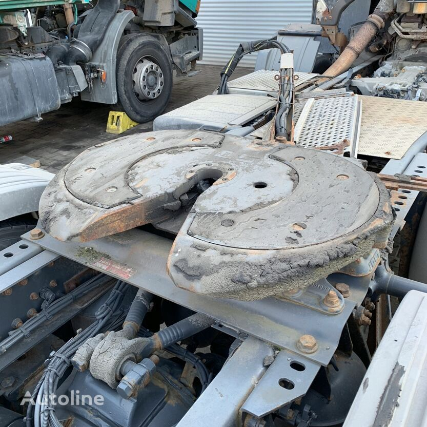 Saddle JOST 150MM 40MM JOST otra pieza de carrocería para MERCEDES-BENZ Actros MP2 MP3  camión