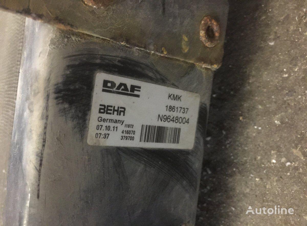 radiador de refrigeración del motor para DAF XF95/XF105  tractora