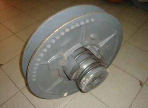 variator rotora recambios para CLAAS Lexion cosechadora de cereales