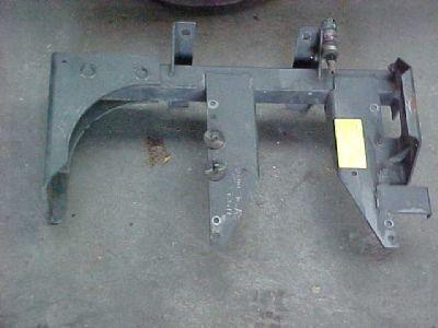 Steun spatscherm recambios para DAF   camión