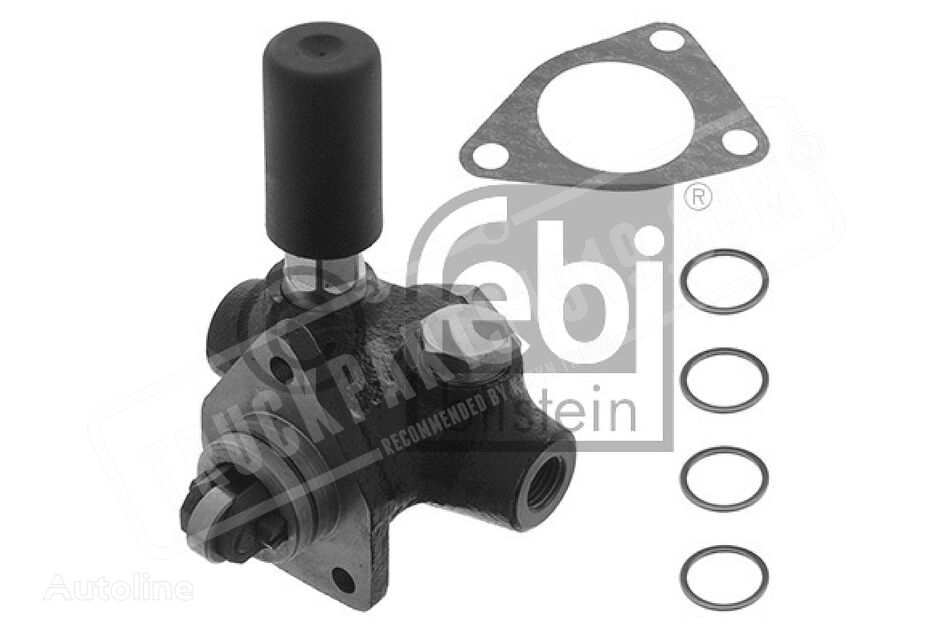 Fuel feed pump with sealing rings and seal FEBI BILSTEIN recambios para camión