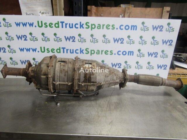 ISUZU N75 DPF silenciador para camión