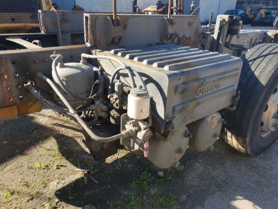 tanque de aire para VOLVO FL6 camión