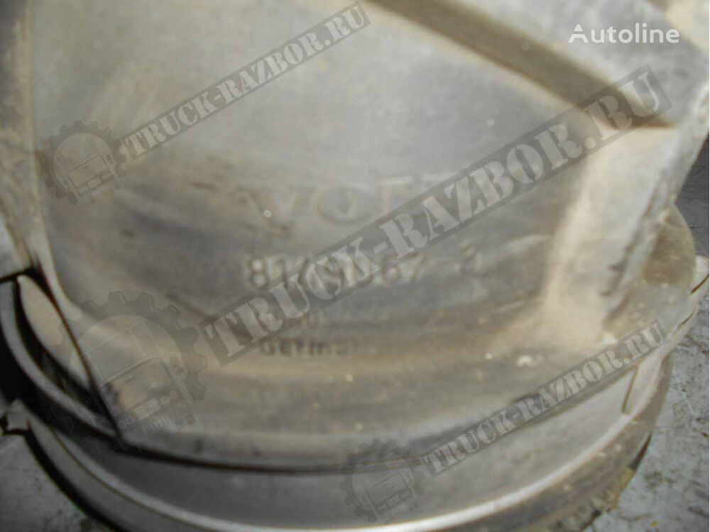 VOLVO vozdushnogo filtra tubo de refrigeración para tractora