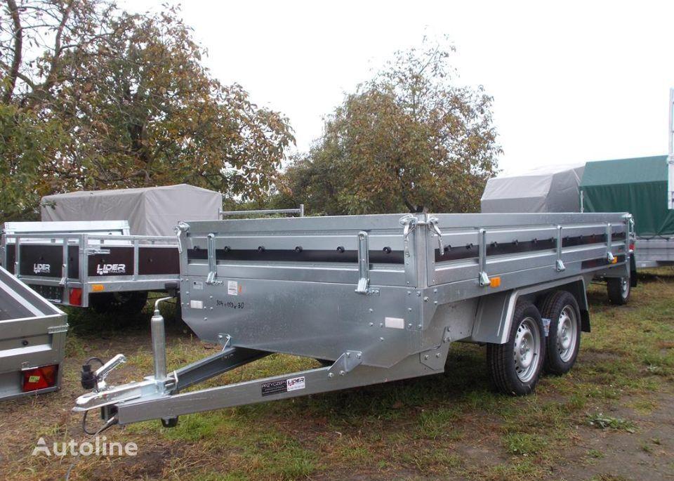 TEMARED TM-078 Transporter 3015/2 0,75t, 304x153x30cm, uniw remolque ligero nuevo