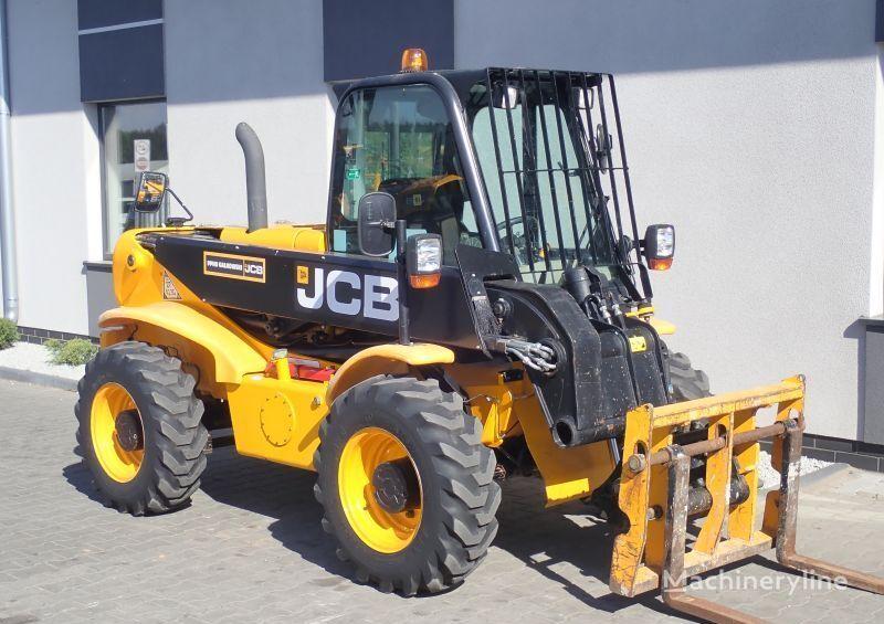 JCB 520 - Koła rueda