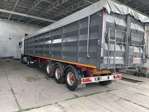 SCHMITZ CARGOBULL SPR 24 Контейнеровоз самосвал зерновоз 60м3  semirremolque para transporte de grano