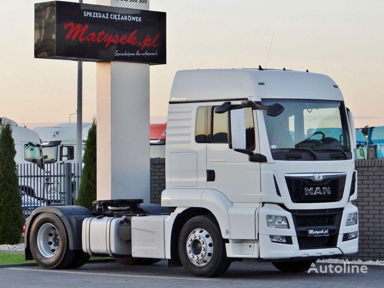 MAN TGS 18.440 / LX / FULL ADR / EURO 6 / 6700 KG /  tractora