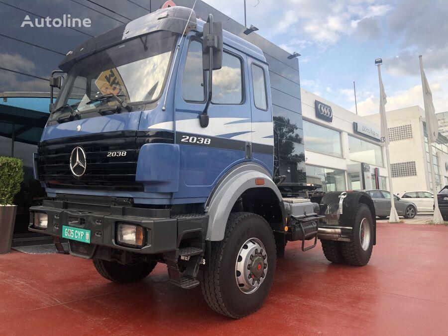 MERCEDES-BENZ SK 2038 tractora