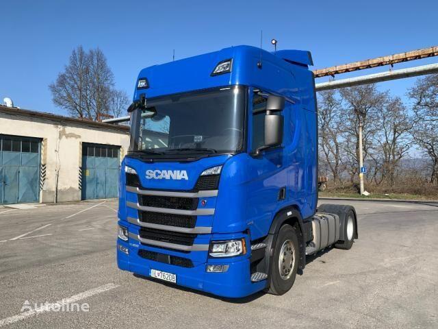 SCANIA R450 TOP LINE EURO 6 Retardér tractora
