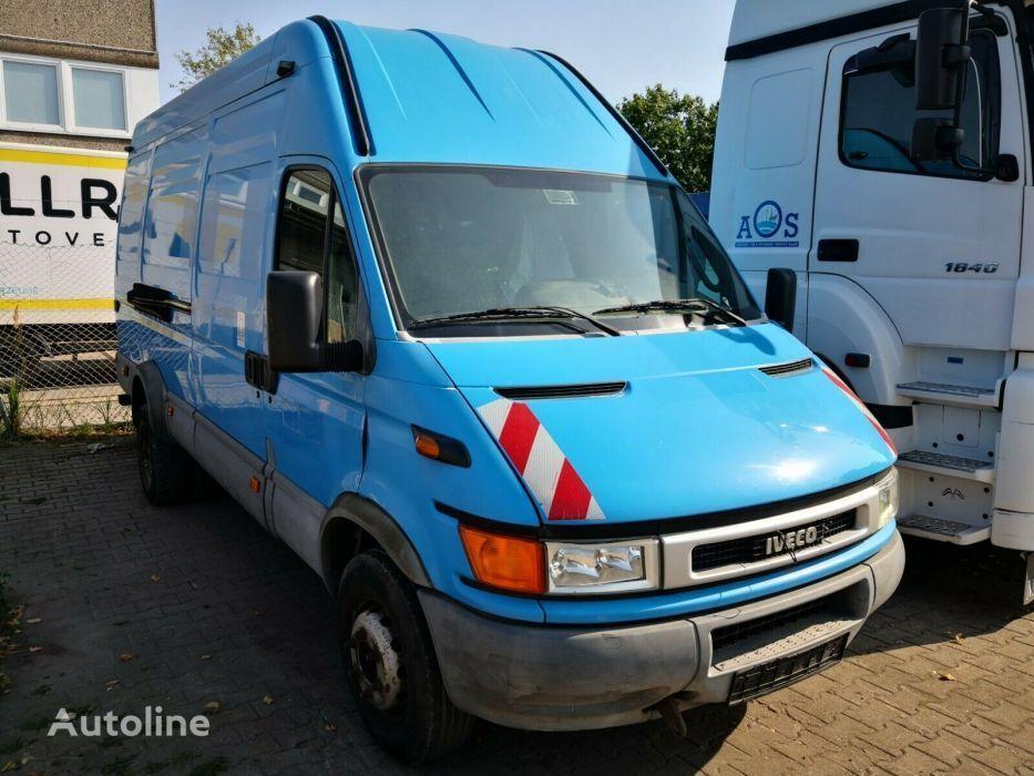 IVECO Daily S4 Maxi Anhängerkupplung furgón